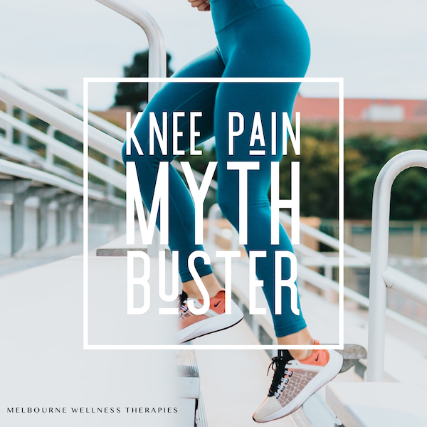 Knee Pain Myth Buster
